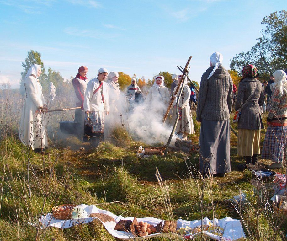 In Estonia some want to improve protection of the holy sites of Estonian traditional religion Maausk. According to Eurobarometer data, in 2005 Estonia has the lowest percentage of any European country that believe in one God – just 16 percent. At the same time, Estonians are also different for their belief in various supernatural forces around people – that number is 54 percent.